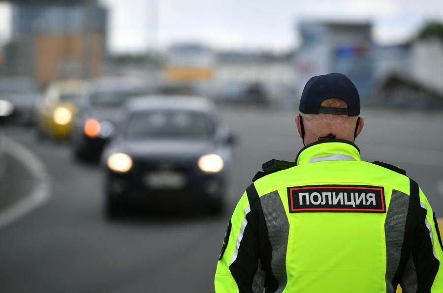 В Дагестане упал в кювет автобус с пассажирами
