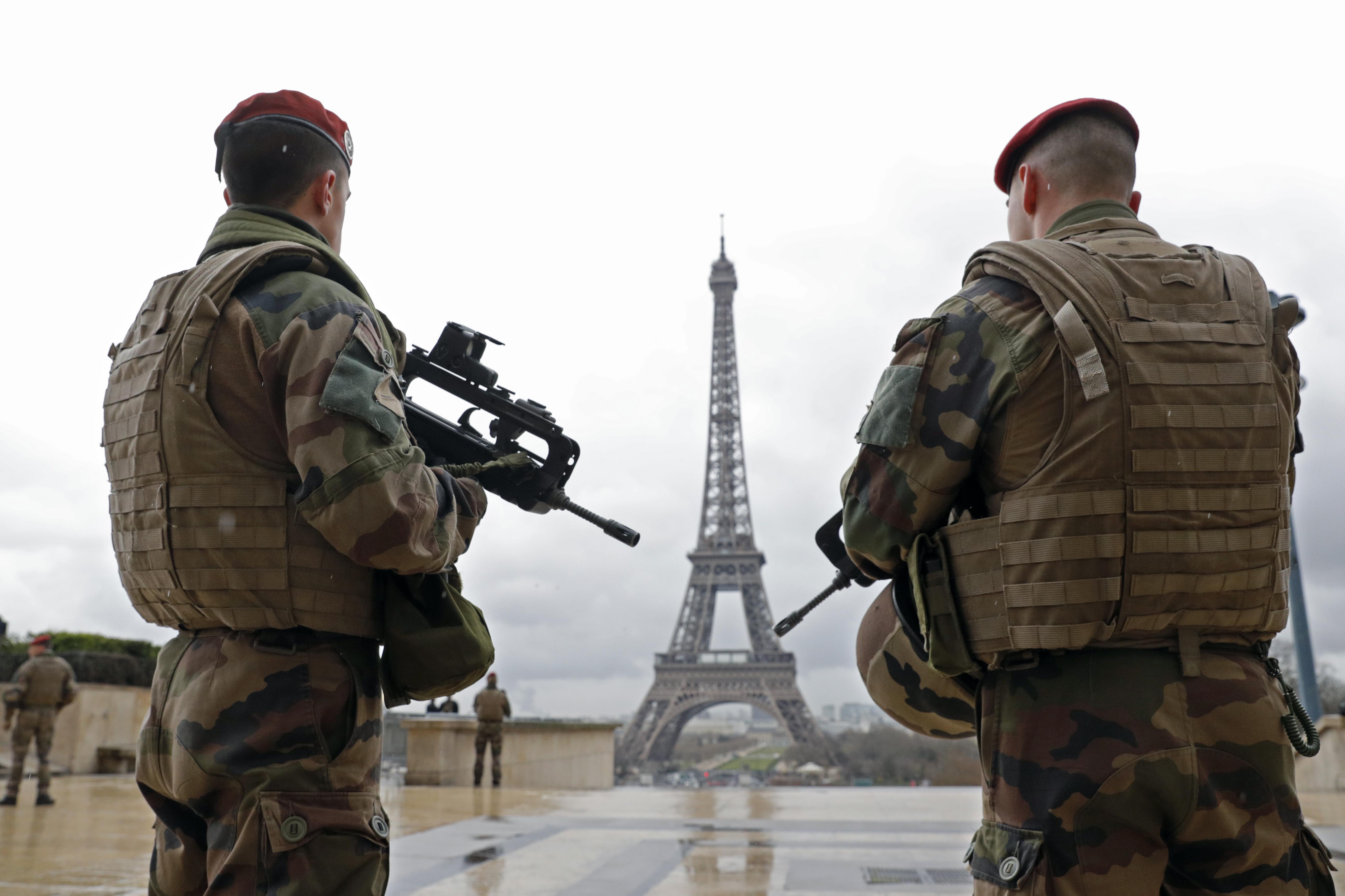 Французского военного заподозрили в измене в пользу России