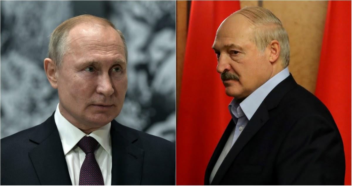 Путин и Лукашенко скоро встретятся в Москве