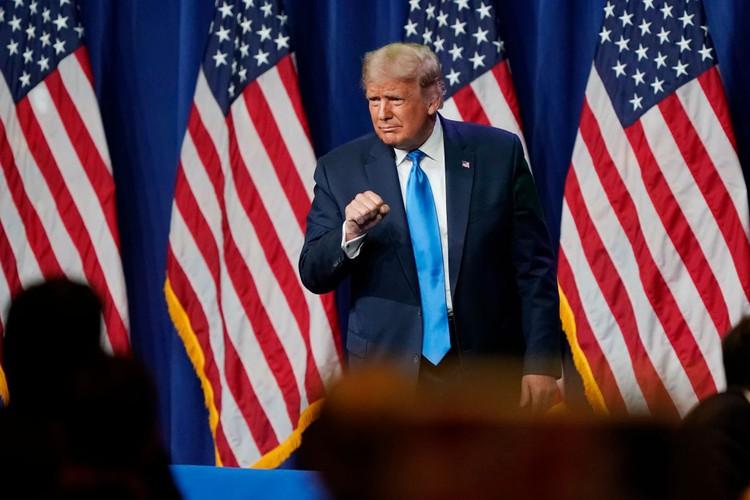 Трамп заявил о единственном способе остановить насилие в американских городах