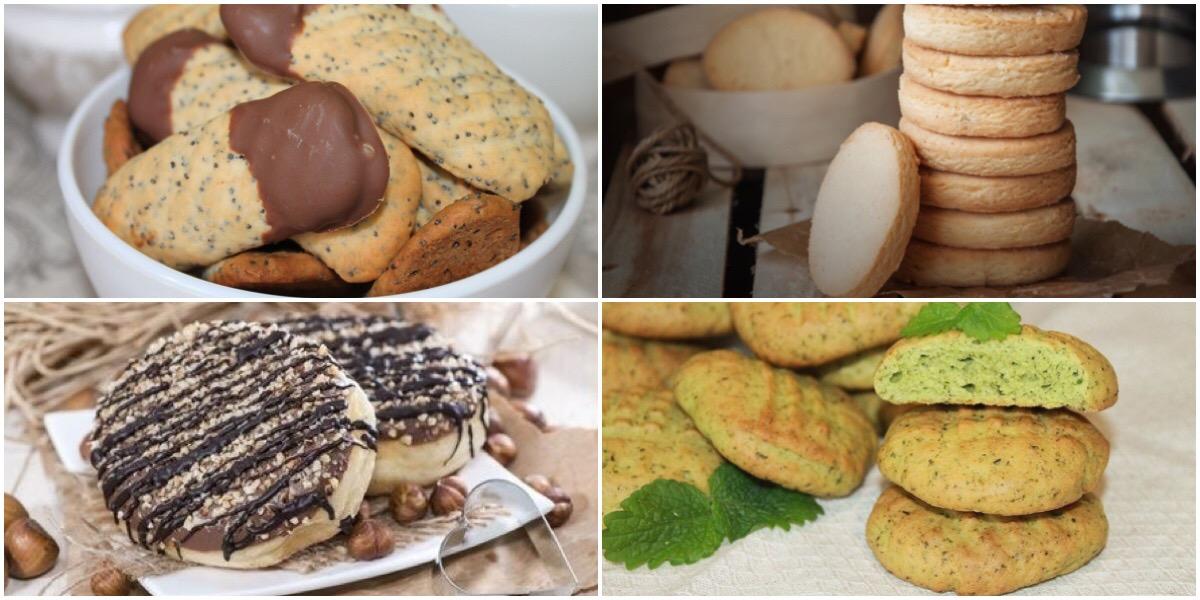 7 рецептов печенья на каждый день