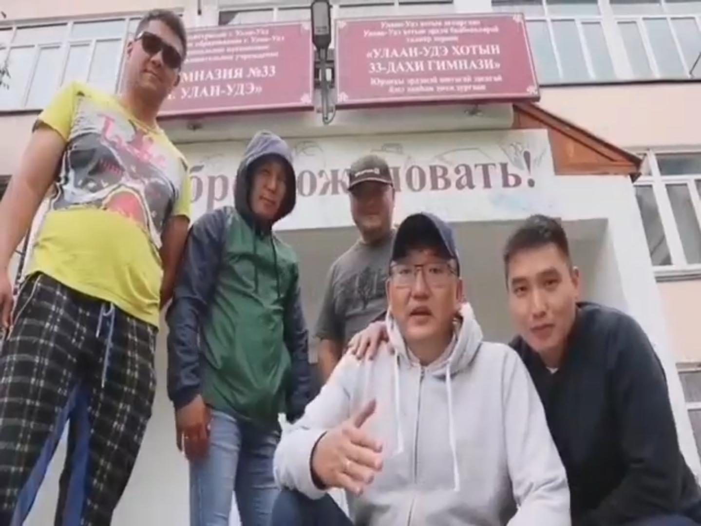 Депутаты Улан-Удэ зачитали рэп на 1 сентября