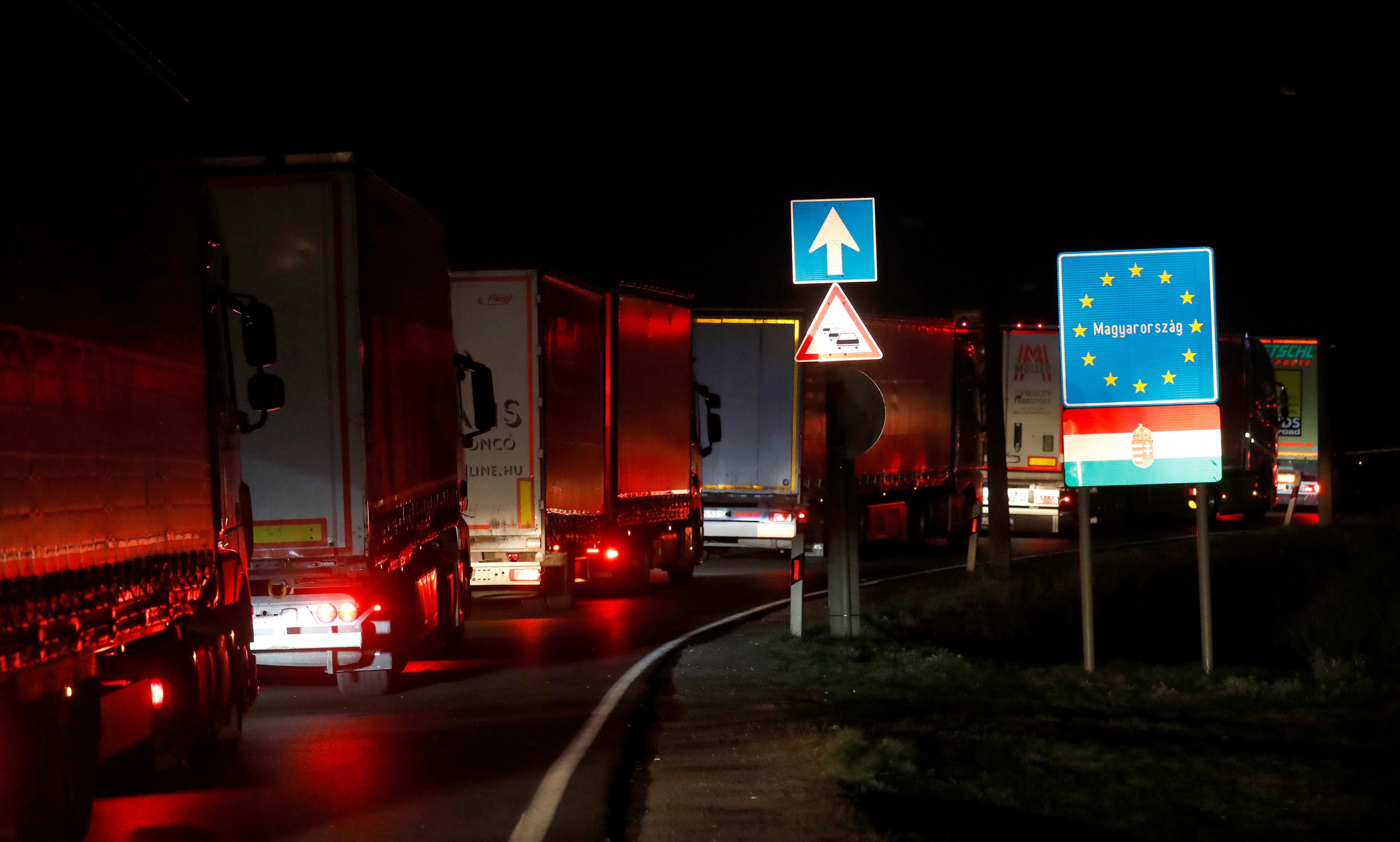 Еврокомиссия потребовала от Венгрии пересмотреть решение о закрытии границ