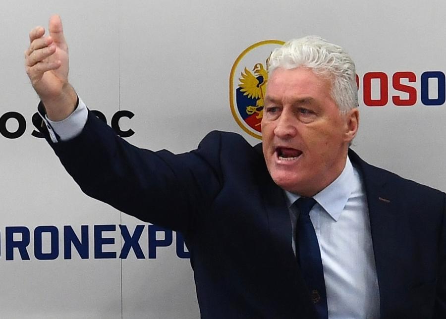Умер бывший тренер клубов КХЛ Милош Ржига