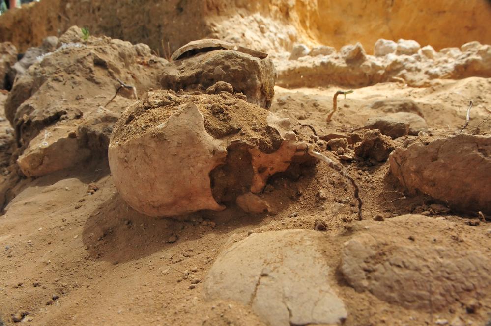 Ученые: британцы бронзового века делали амулеты из костей умерших родственников