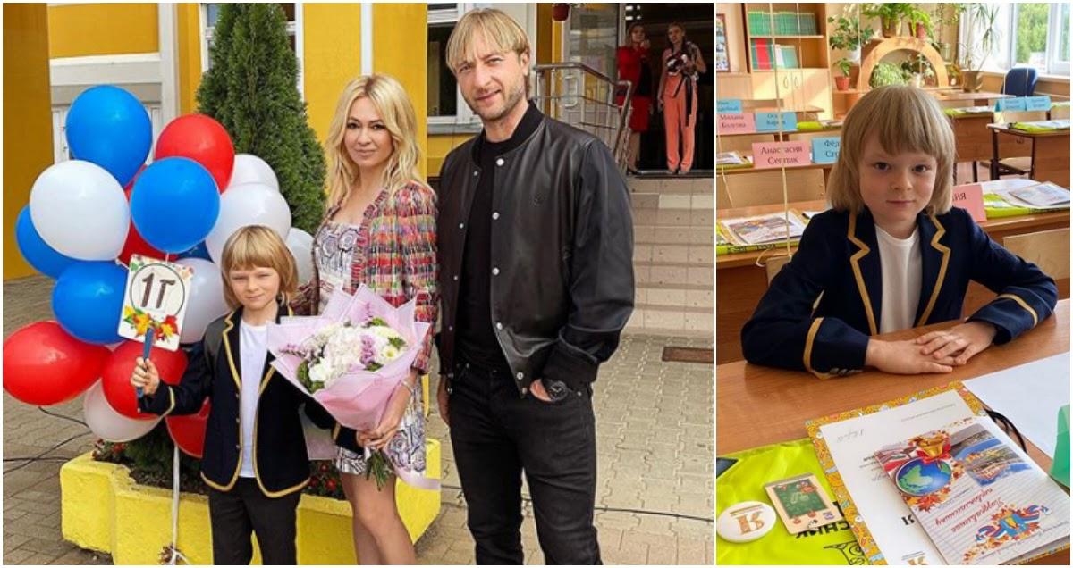 Рудковская выложила странное фото Гномыча из «обычной школы»