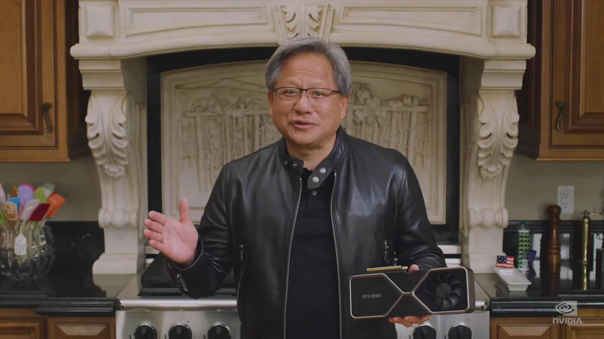 NVIDIA представила новое поколение видеокарт