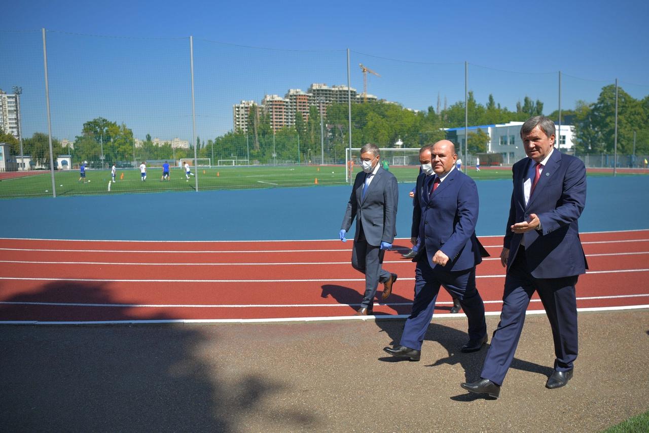 Мишустин посетит Минск 3 сентября