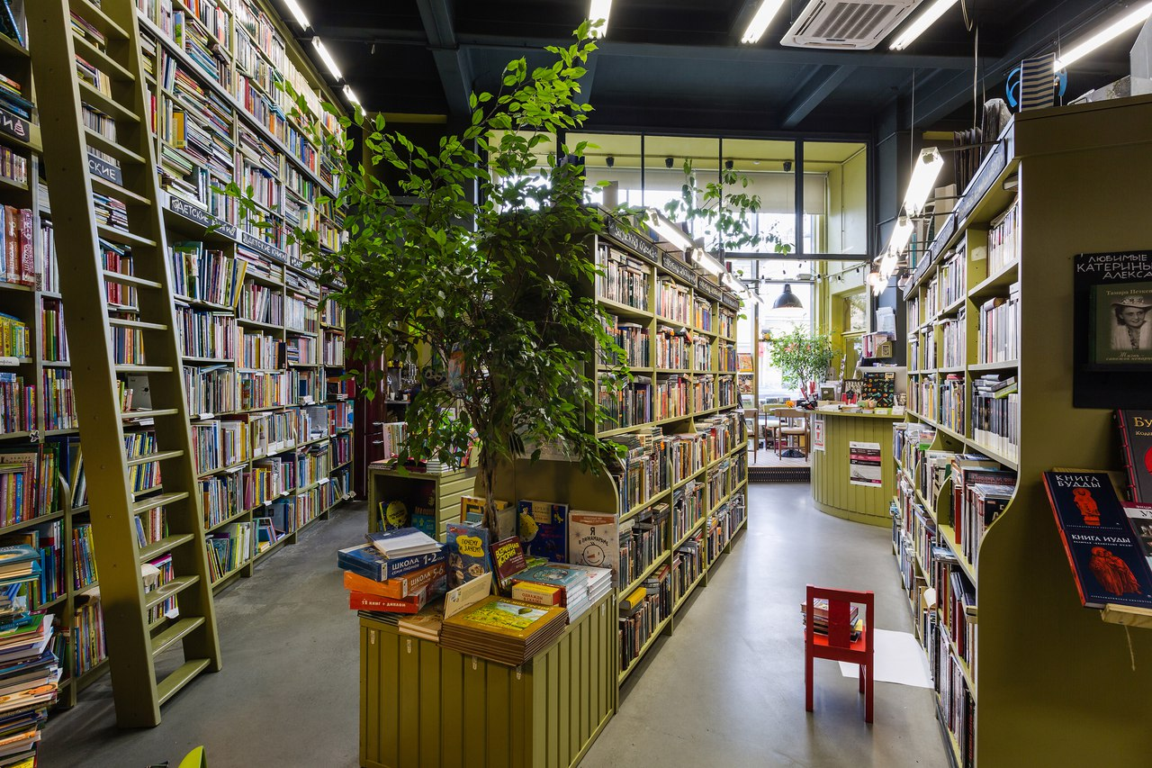 В правительстве предложили запретить фотографировать книги в магазинах