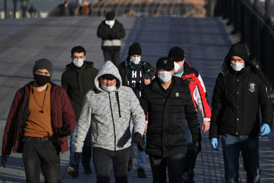Сибирь оказалась в топе по ненависти к мигрантам