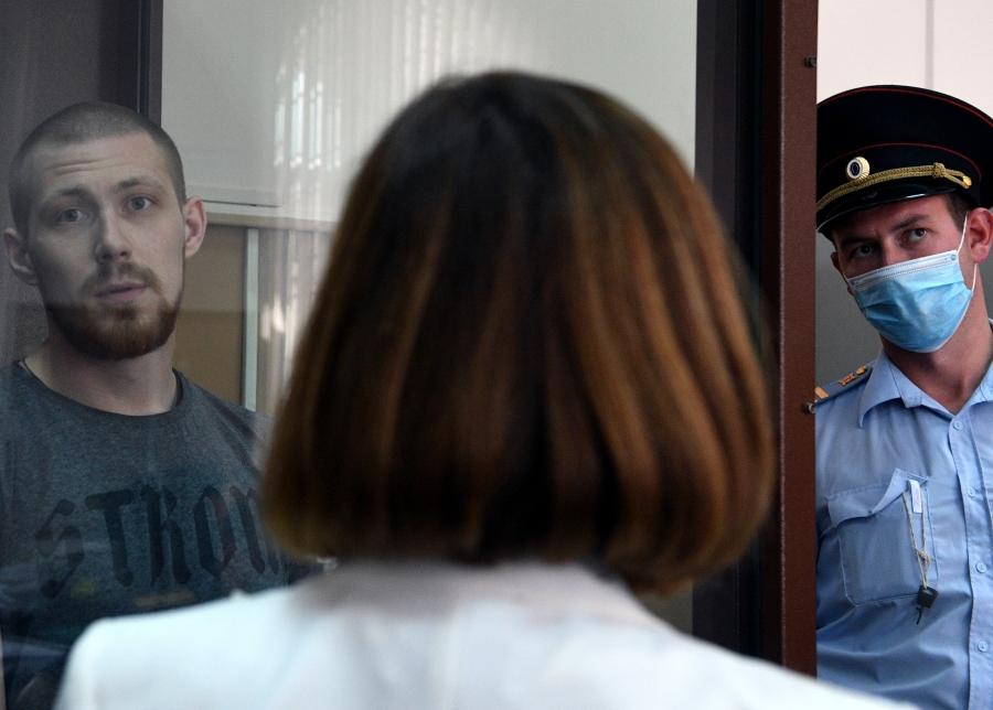 Фигурантам дела о подбросе наркотиков Голунову ужесточили обвинение