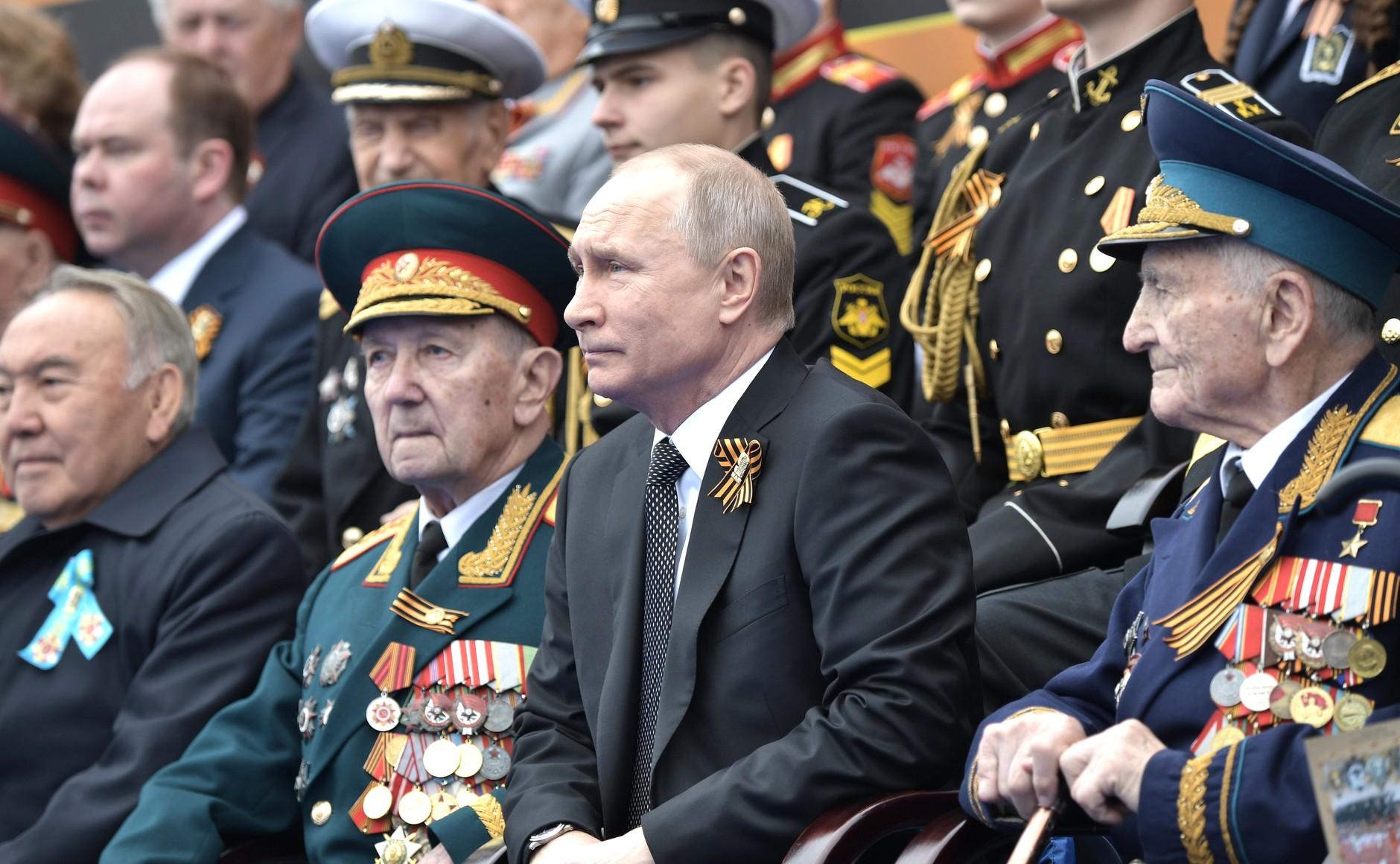 ВЦИОМ: почти половина россиян не знают, когда началась Вторая мировая