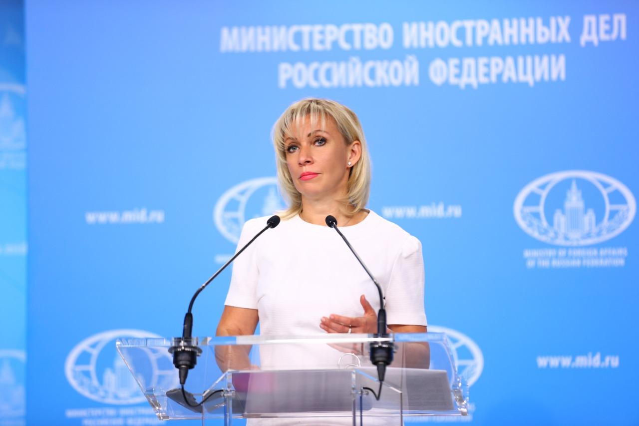 """МИД РФ: заявления об отравлении Навального """"Новичком"""" бездоказательны"""