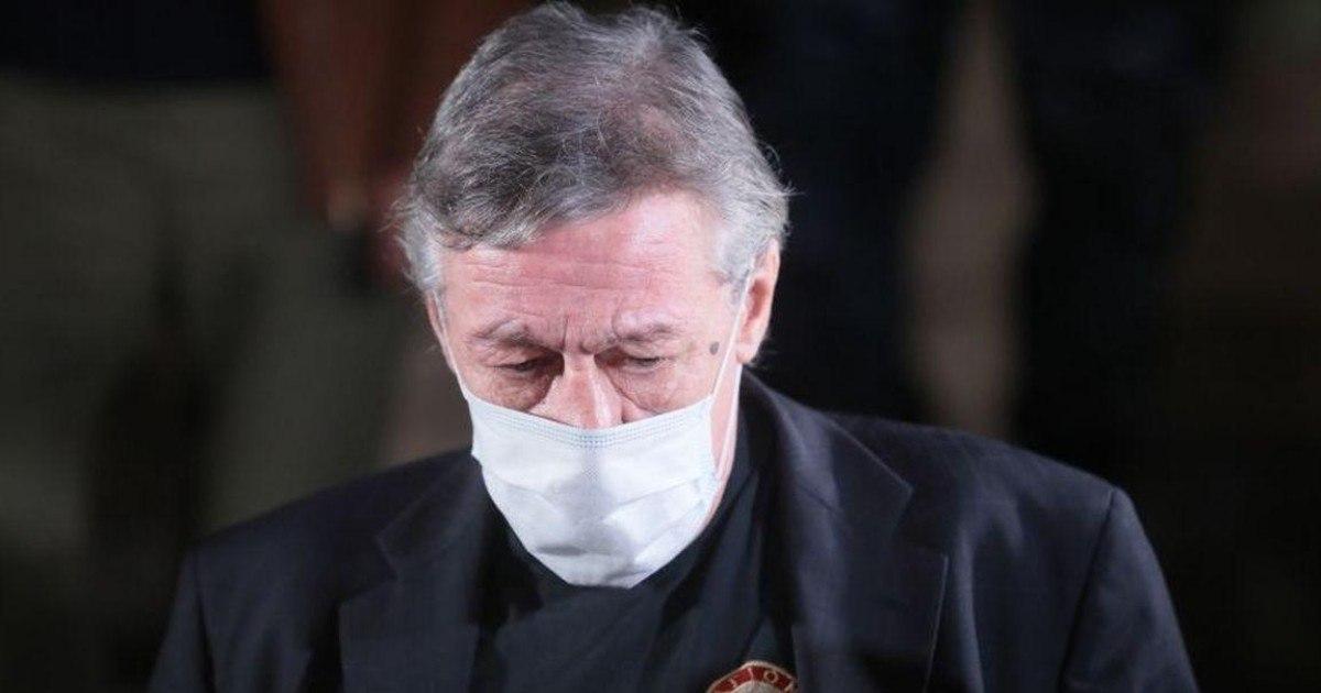 Михаил Ефремов признал вину в суде