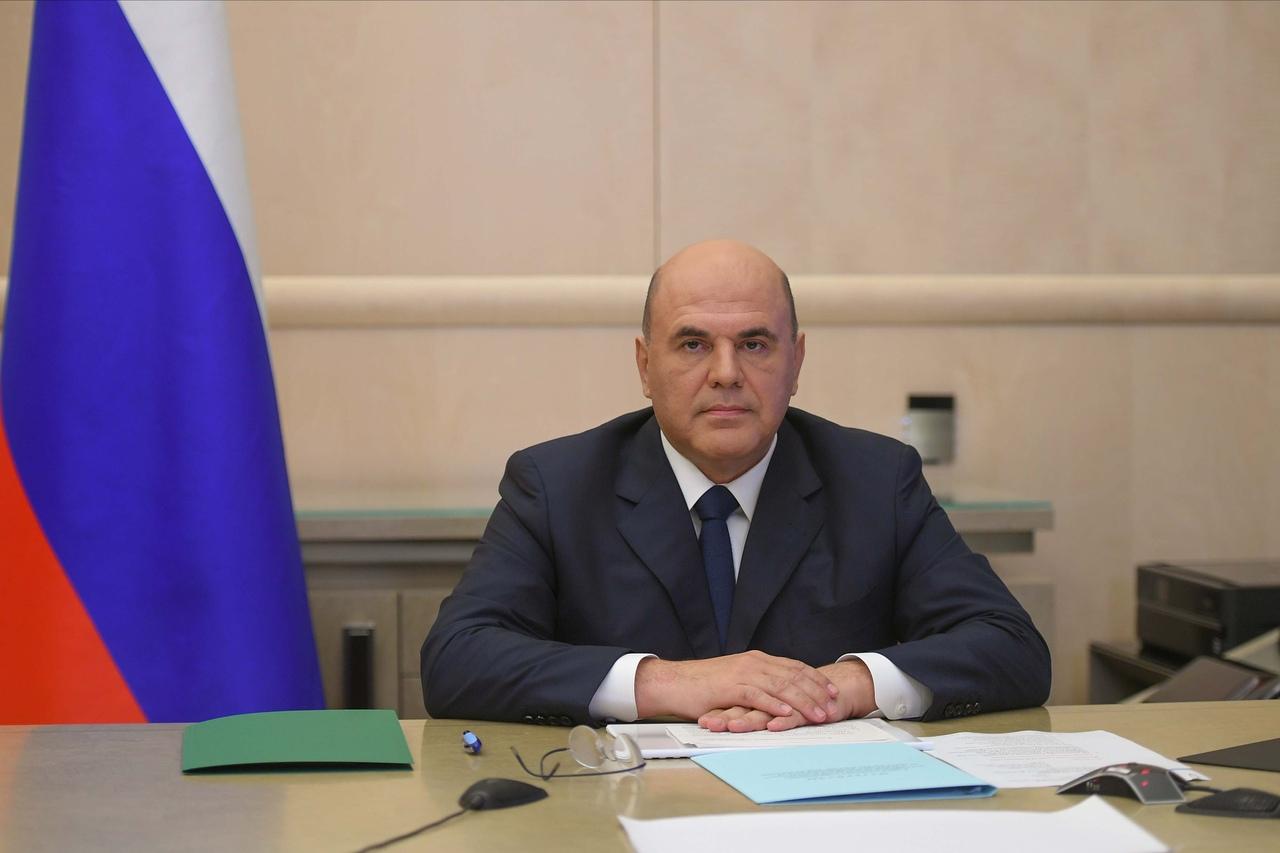 Мишустин прилетел в Минск с несколькими министрами
