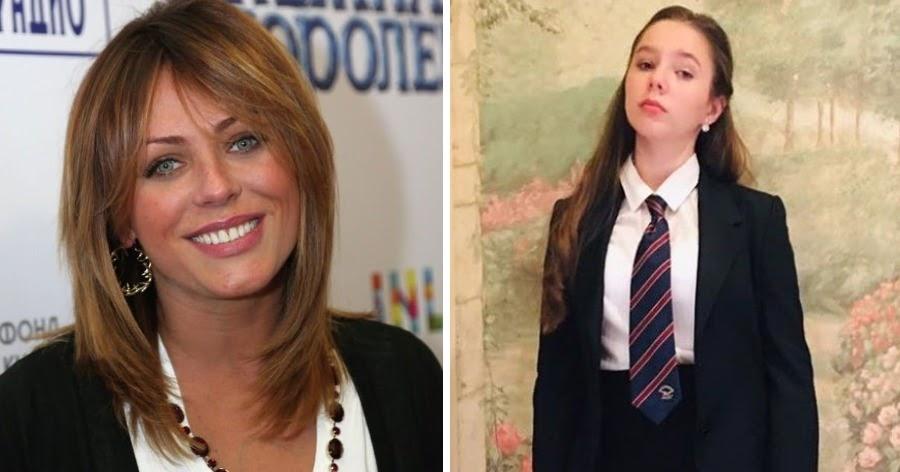 Родители Юлии Началовой показали повзрослевшую внучку