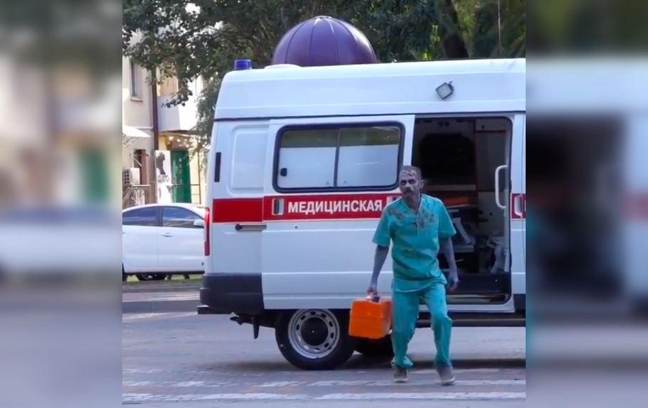 Ростовская полиция приступила к поискам фельдшера-зомби