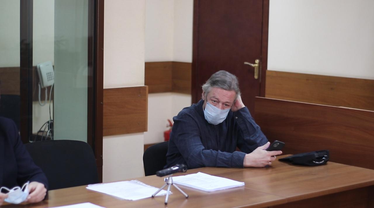 Приговор Ефремову огласят 8 сентября