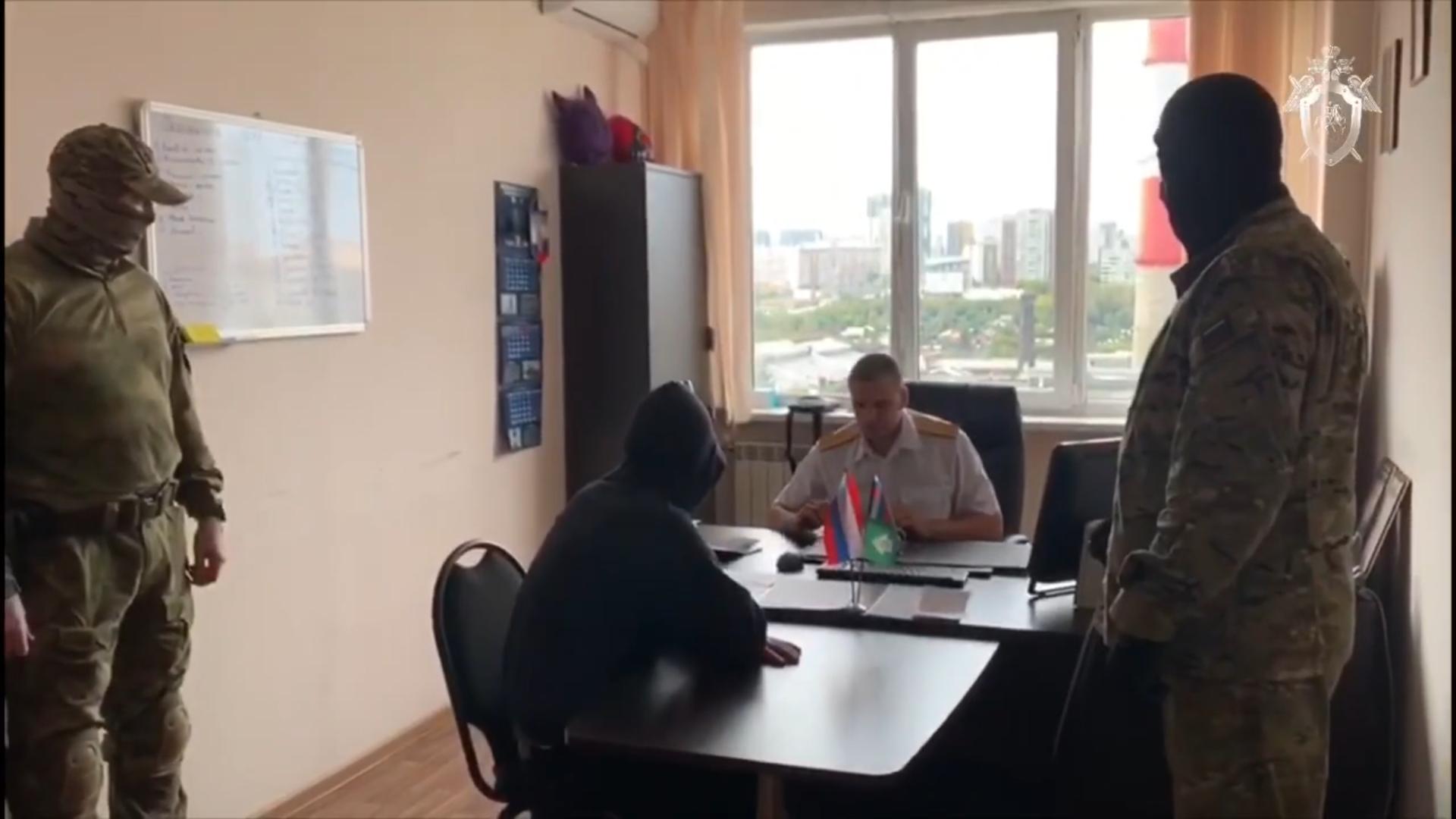 В Красноярском крае задержали готовившего теракт в школе подростка
