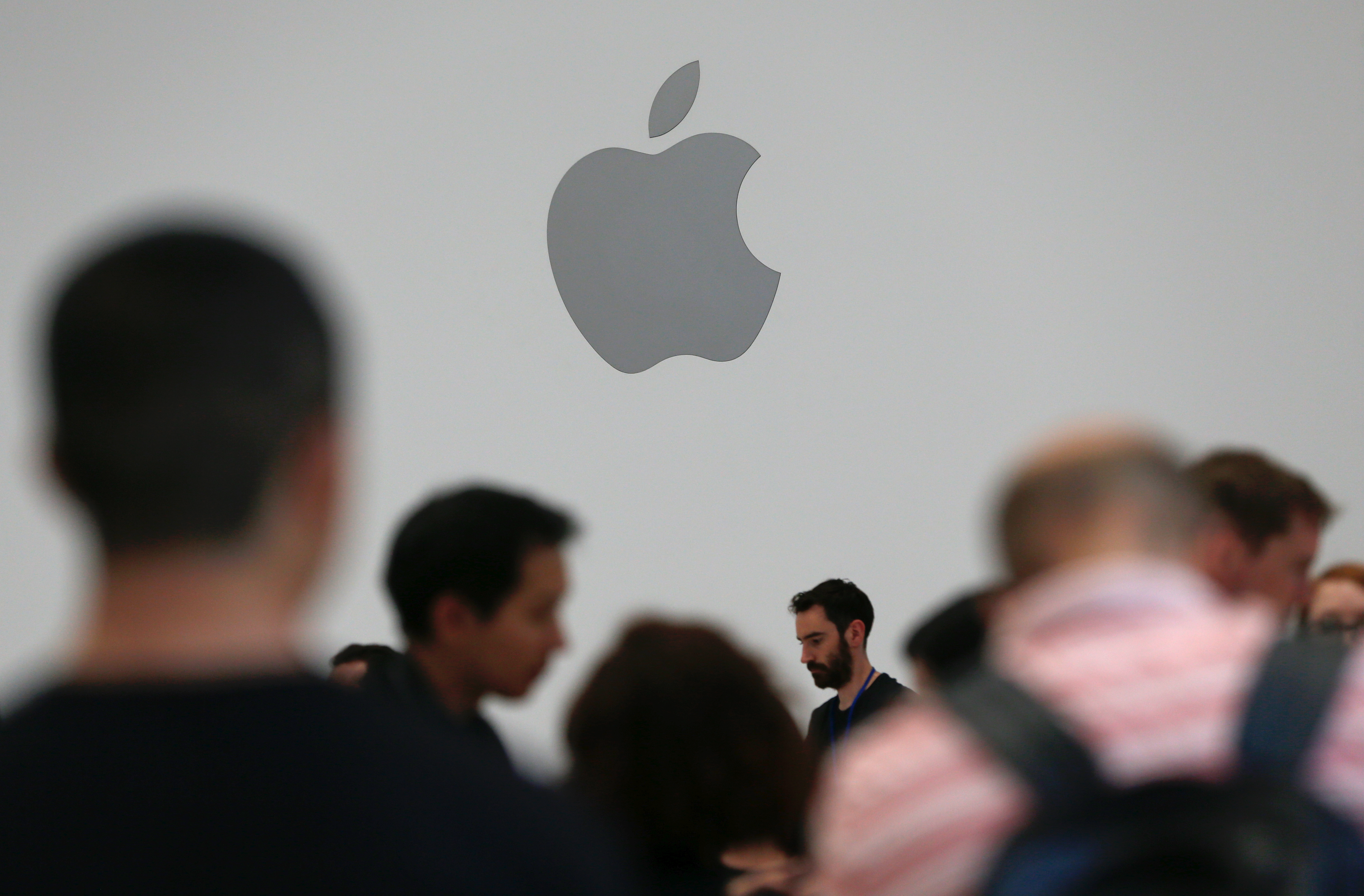 Падение акций Apple установило абсолютный рекорд