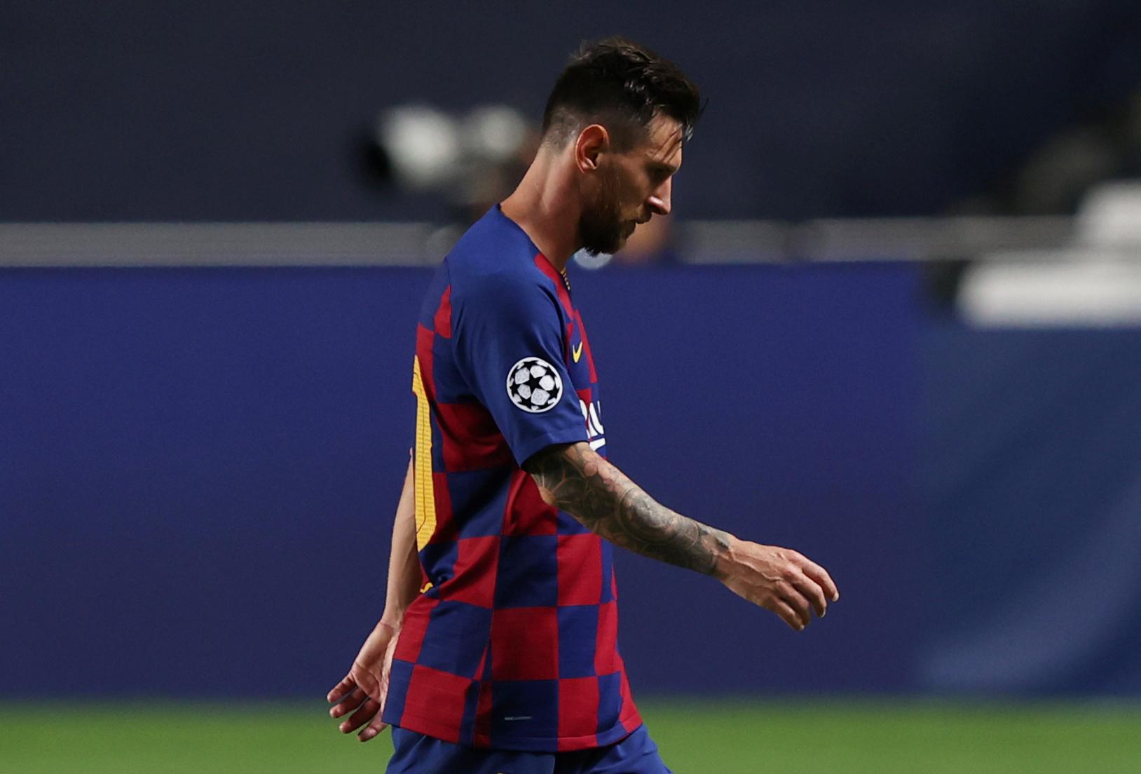 Месси останется играть в «Барселоне»