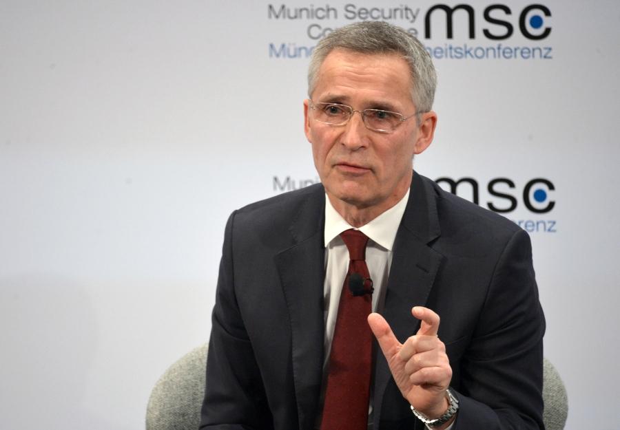 В НАТО призвали Россию раскрыть программу изготовления «Новичка»