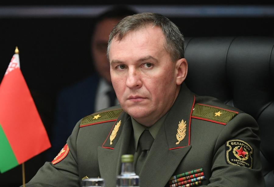 Министр обороны Белоруссии заявил о провале «цветной революции» в стране