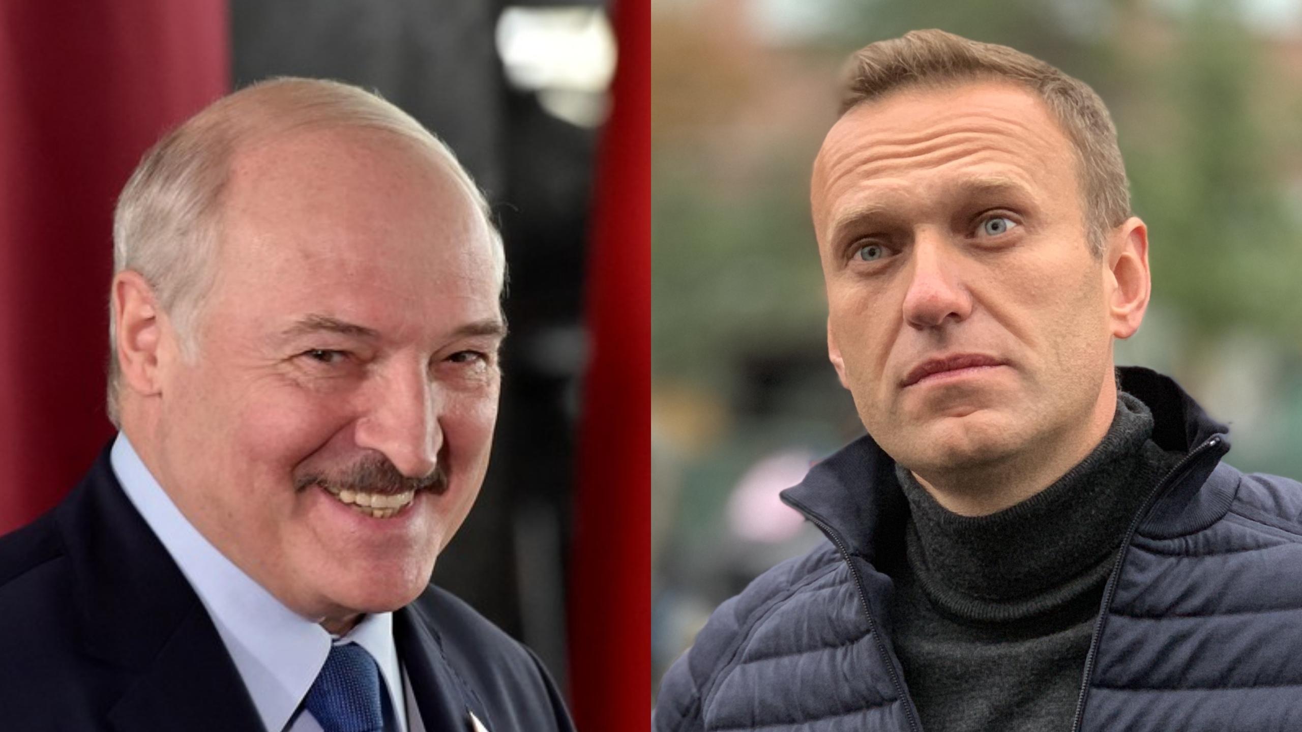 """Белоруссия опубликовала """"разговор Берлина и Варшавы"""" по делу Навального"""