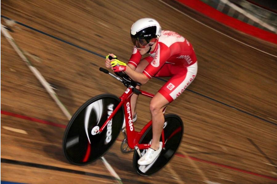 Велогонщик Павел Свешников умер во время Гран-при Москвы