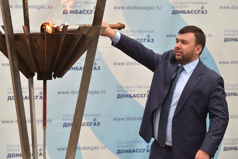 Пушилин приказал уничтожить инженерные сооружения Украины