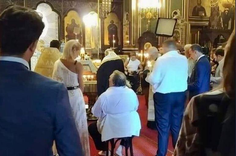 Жерар Депардье принял православие