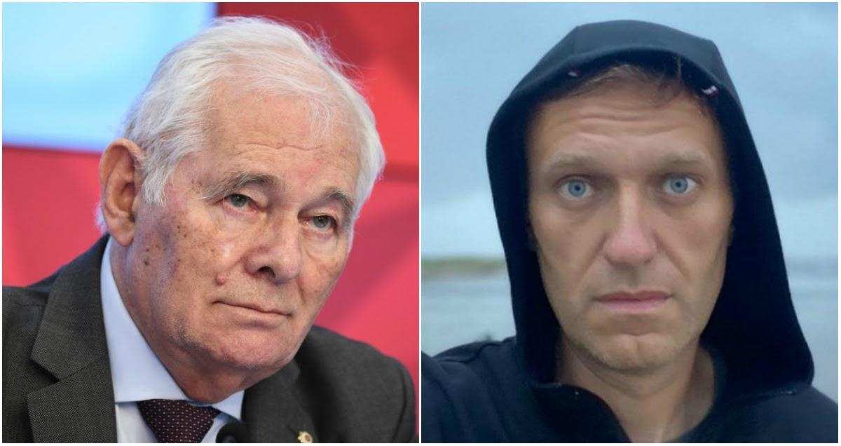 Рошаль вмешался и предложил Германии вместе расследовать отравление Навального