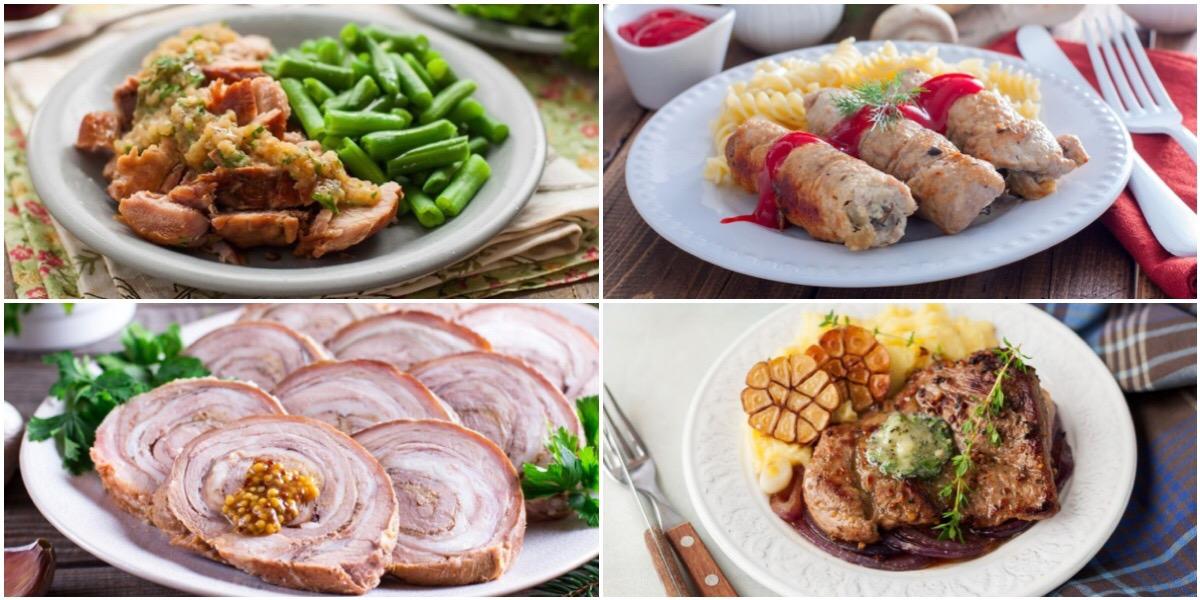 ТОП-7 мясных блюд со свининой