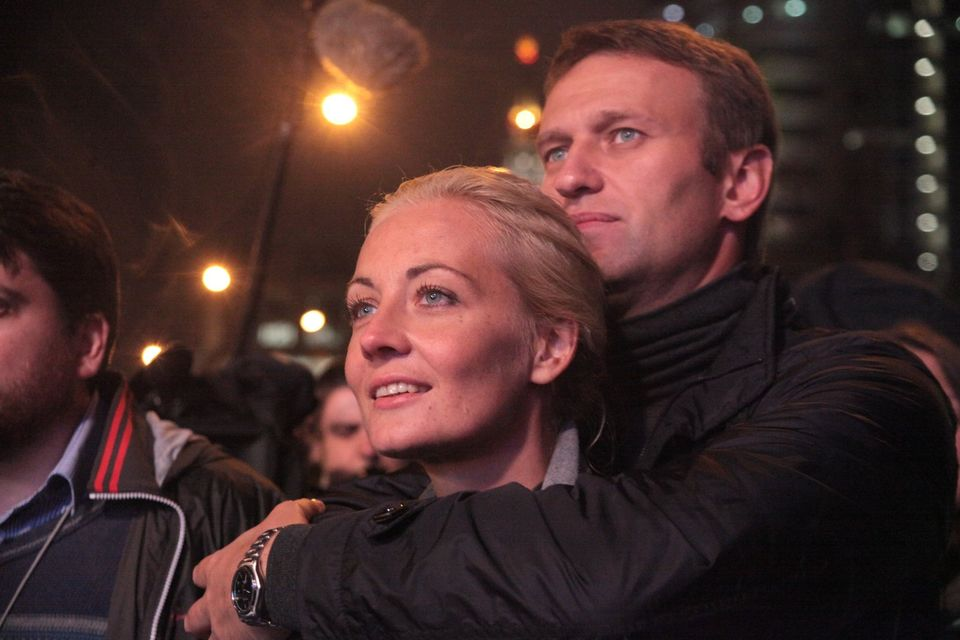"""""""Мой муж — не ваша собственность"""": жена Навального ответила Рошалю"""
