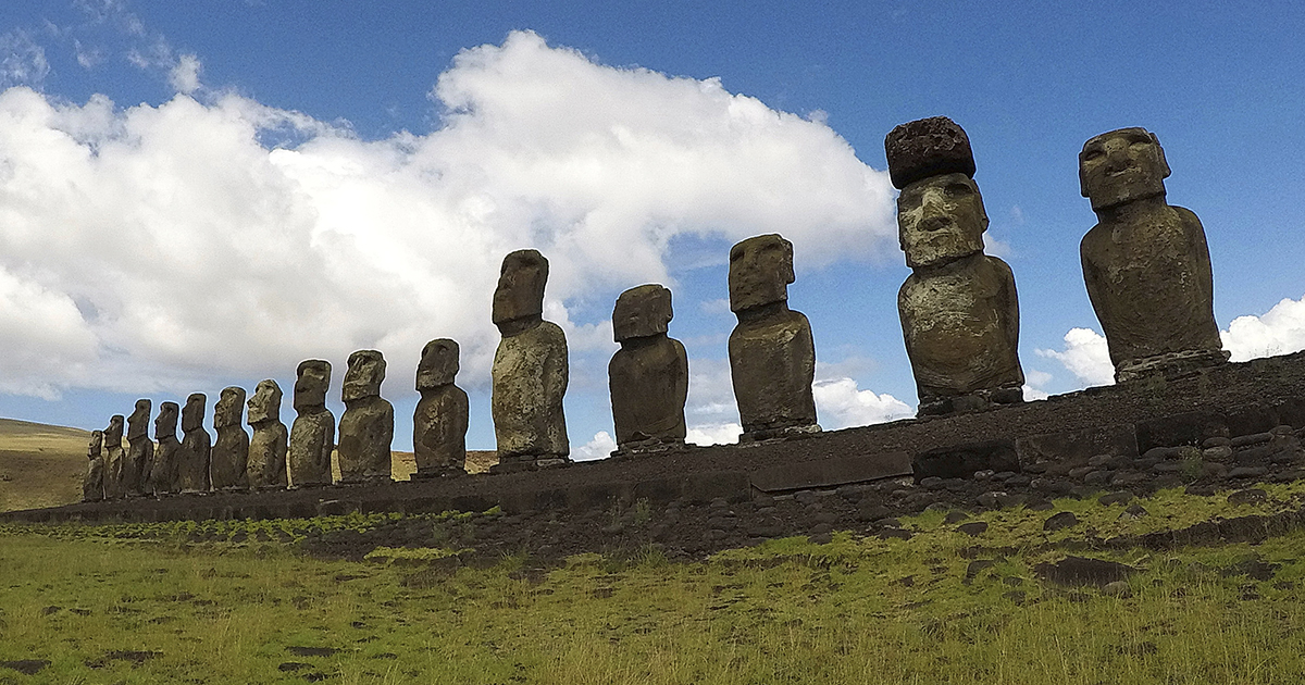 Ученые разгадали тайну исчезновения цивилизации острова Пасхи
