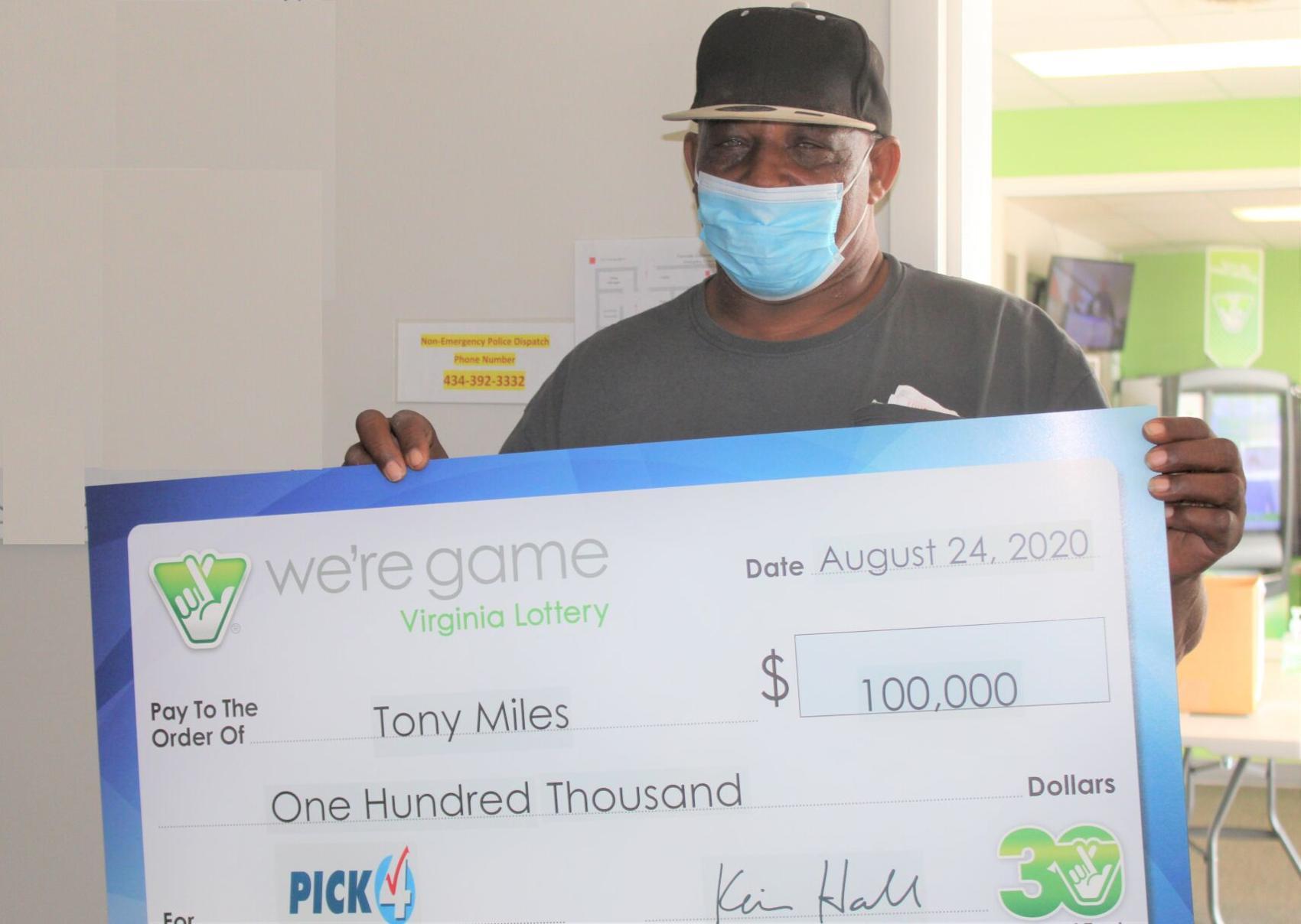 Мужчина купил 20 одинаковых лотерейных билетов и выиграл 20 раз