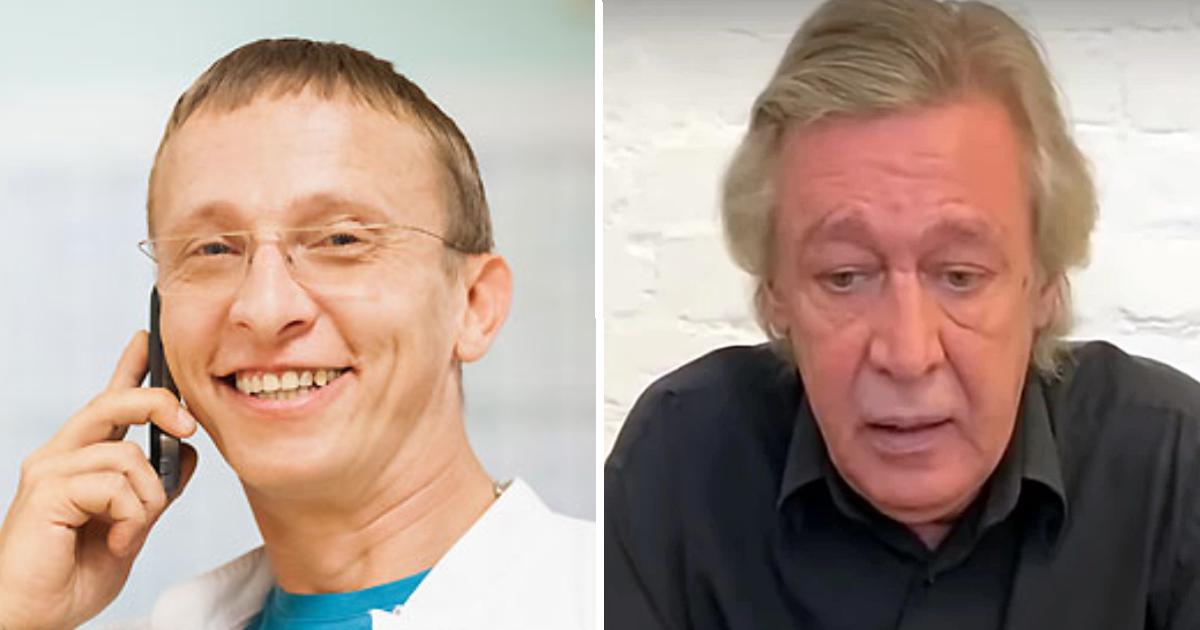Иван Охлобыстин попросил Путина «пощадить» Михаила Ефремова