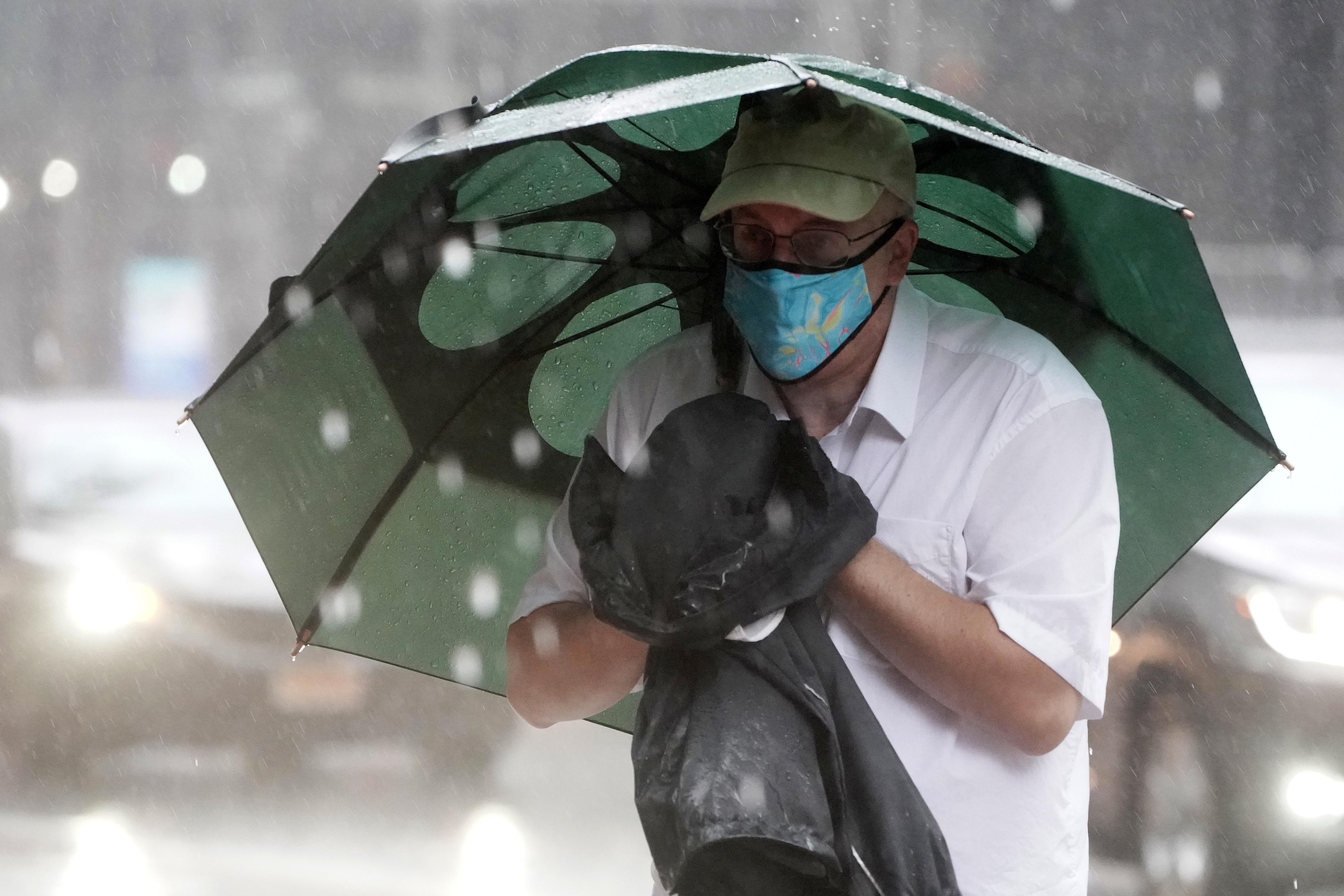 В Центральную Россию во вторник придут холод и дожди