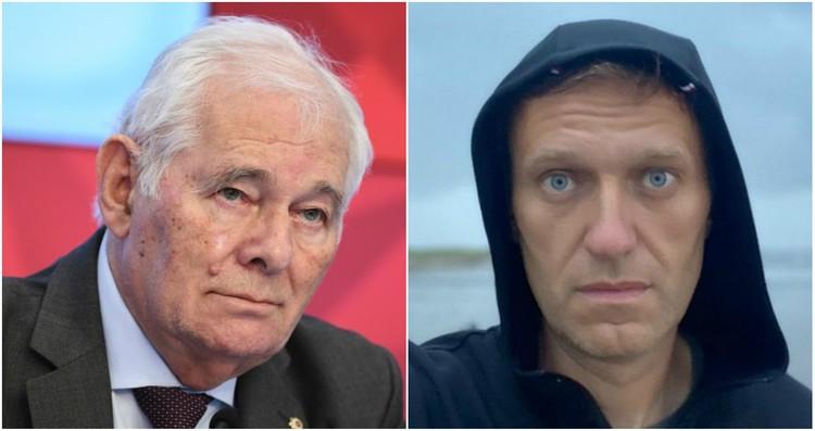 Доктор Рошаль ответил жене Навального