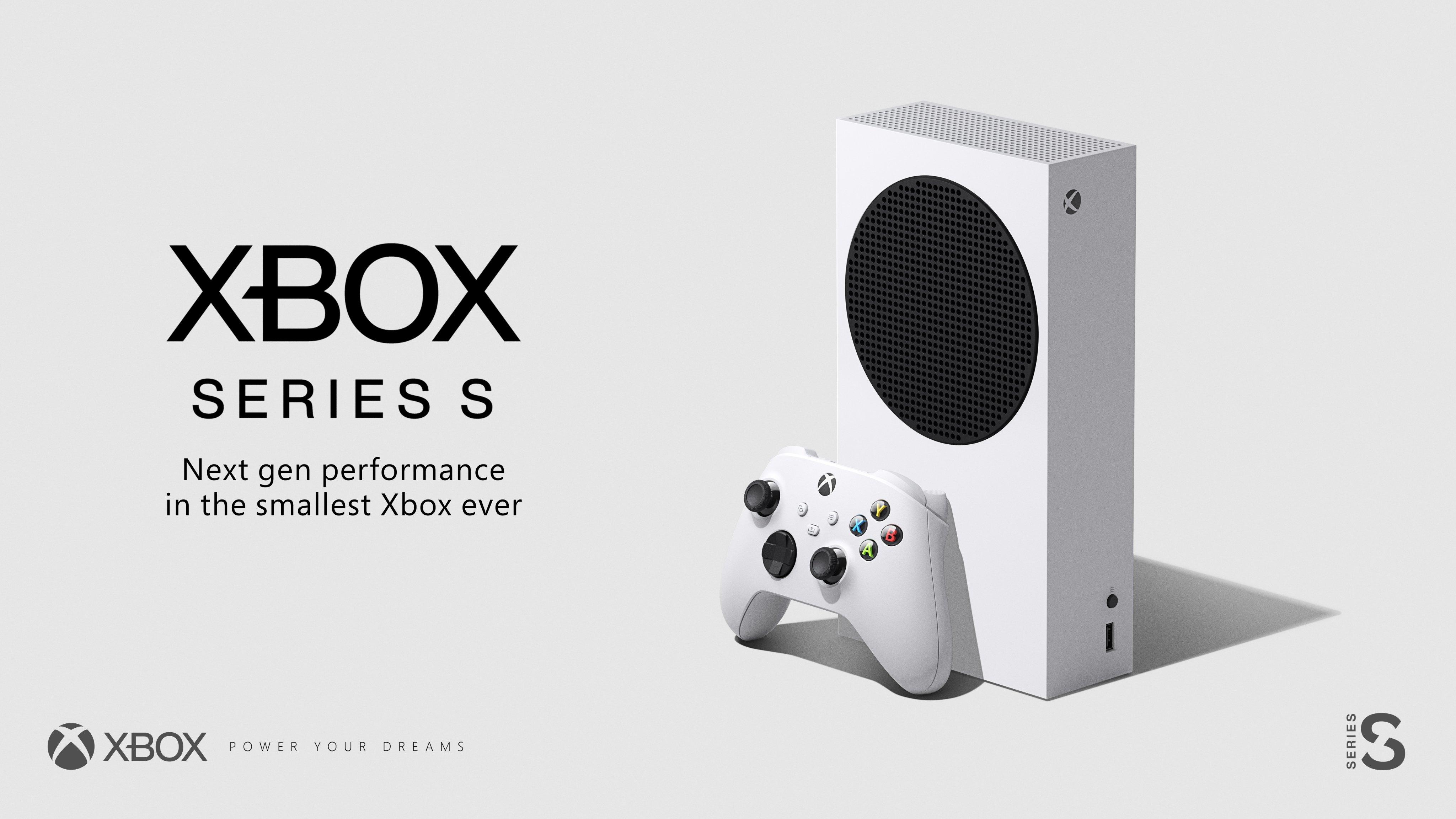 Microsoft представила бюджетную консоль Xbox Series S
