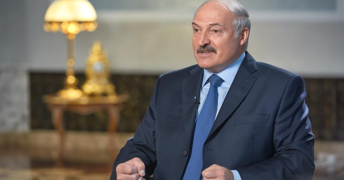Лукашенко предрек России крах вслед за Белоруссией