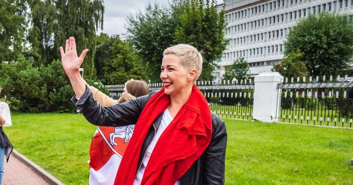 Погранкомитет Белоруссии сообщил о состоянии здоровья Марии Колесниковой