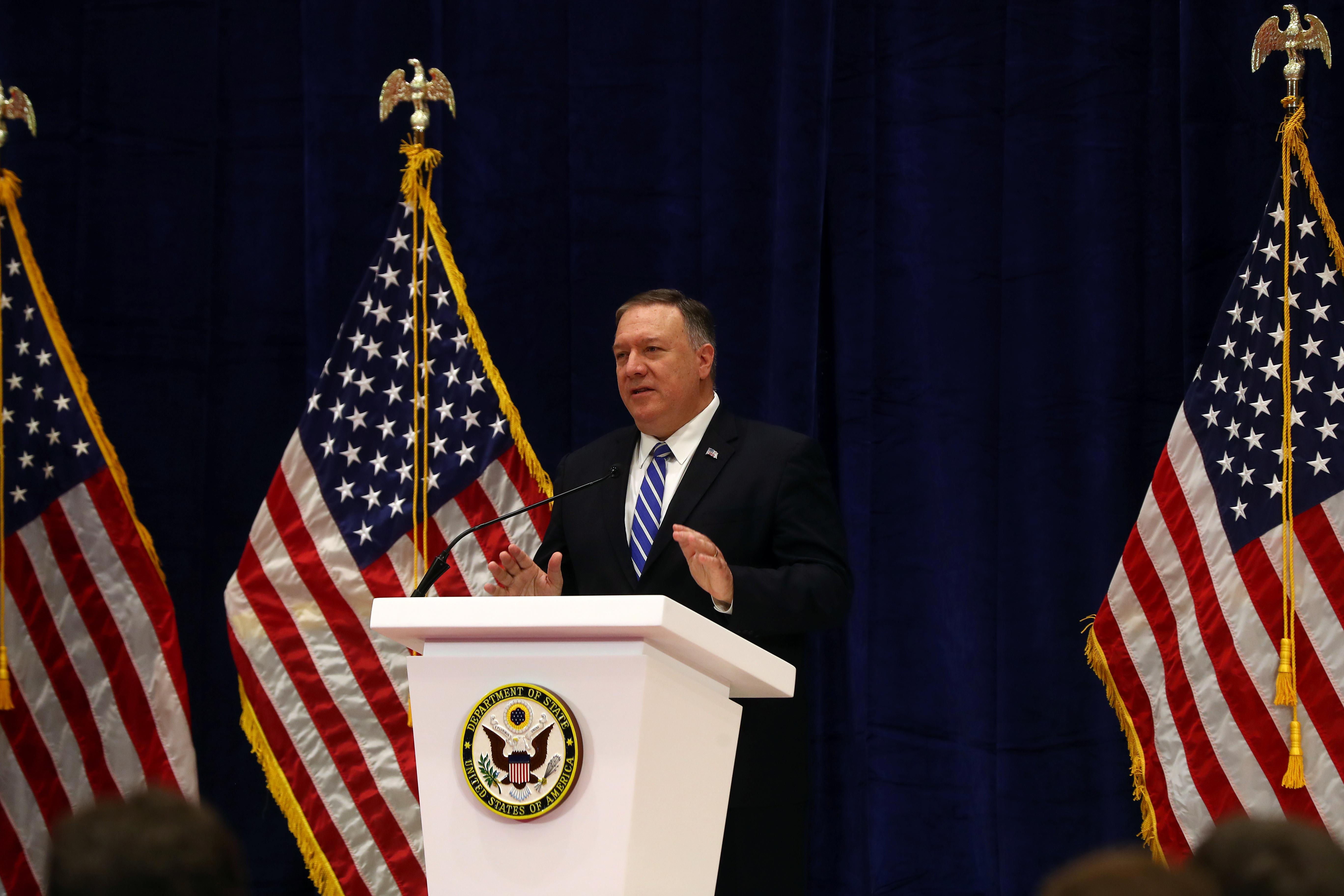 США могут ввести санкции из-за ситуации с Колесниковой