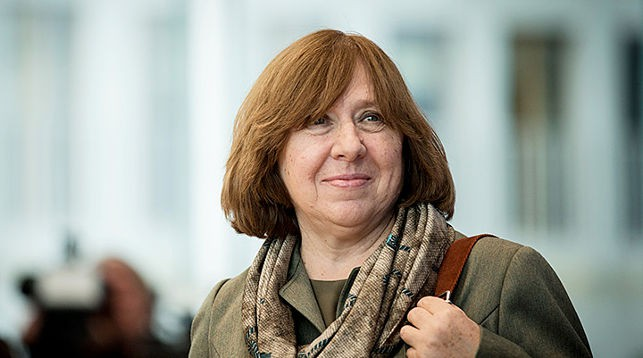 Лауреат Нобелевской премии Алексиевич высказалась о похищениях оппозиционеров