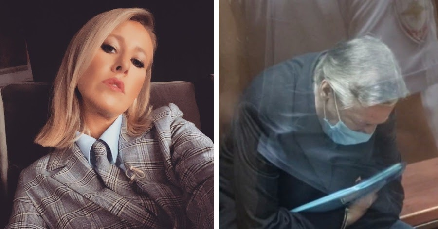Собчак: Ефремов может выйти по амнистии в 2021 году