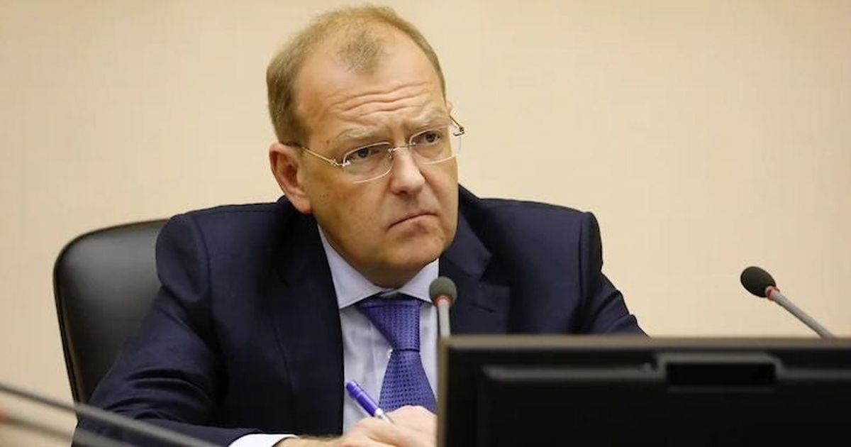 Замглавы Минэнерго Анатолию Тихонову предъявлено обвинение