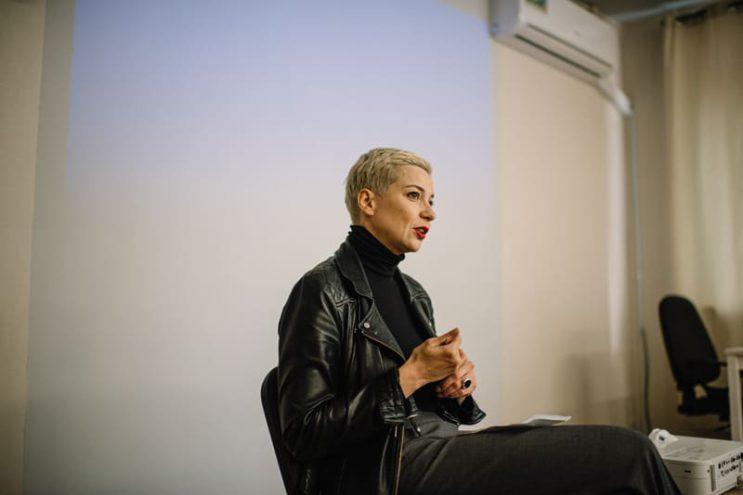 Мария Колесникова стала подозреваемой по делу о захвате власти