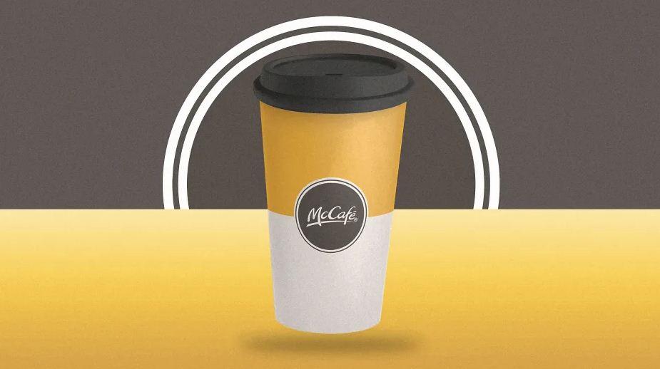 McDonald's предложит кофе в многоразовых стаканчиках