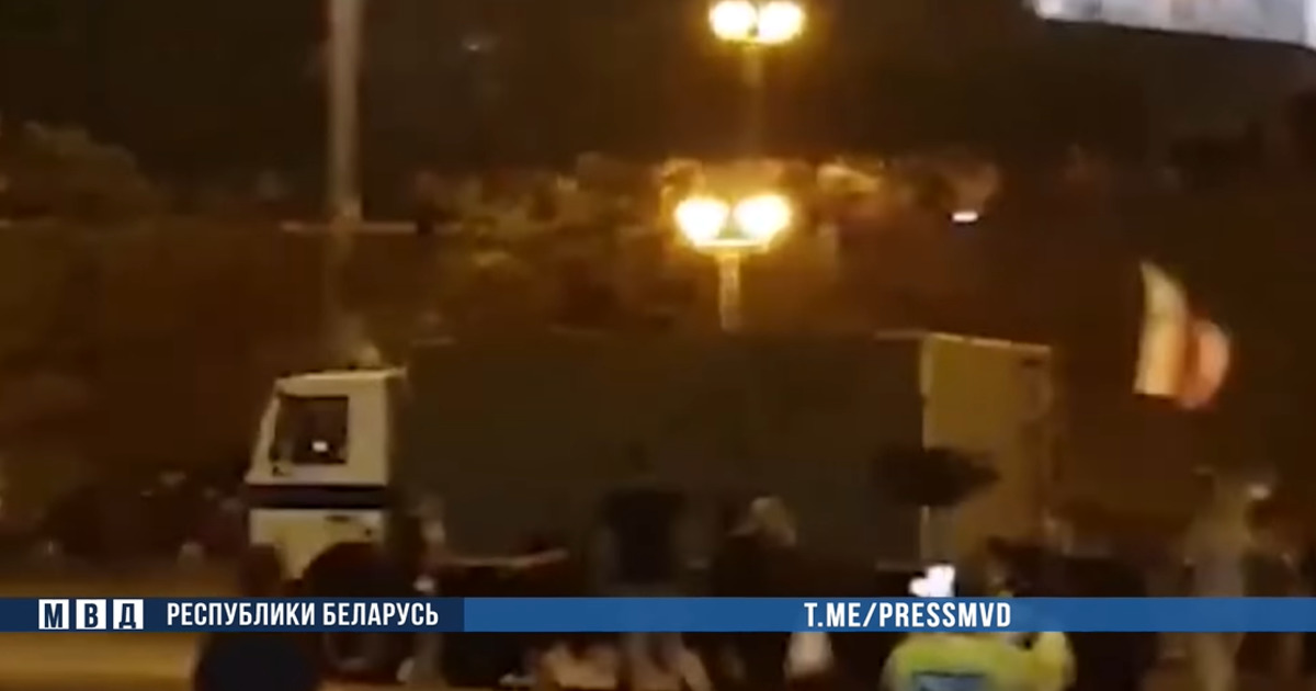 """""""Погибший под автозаком"""" белорус оказался жив и стал фигурантом уголовного дела"""