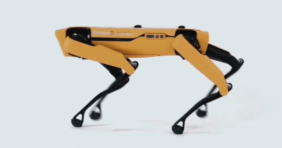 Boston Dynamics начала продавать робособаку Spot за пределами США